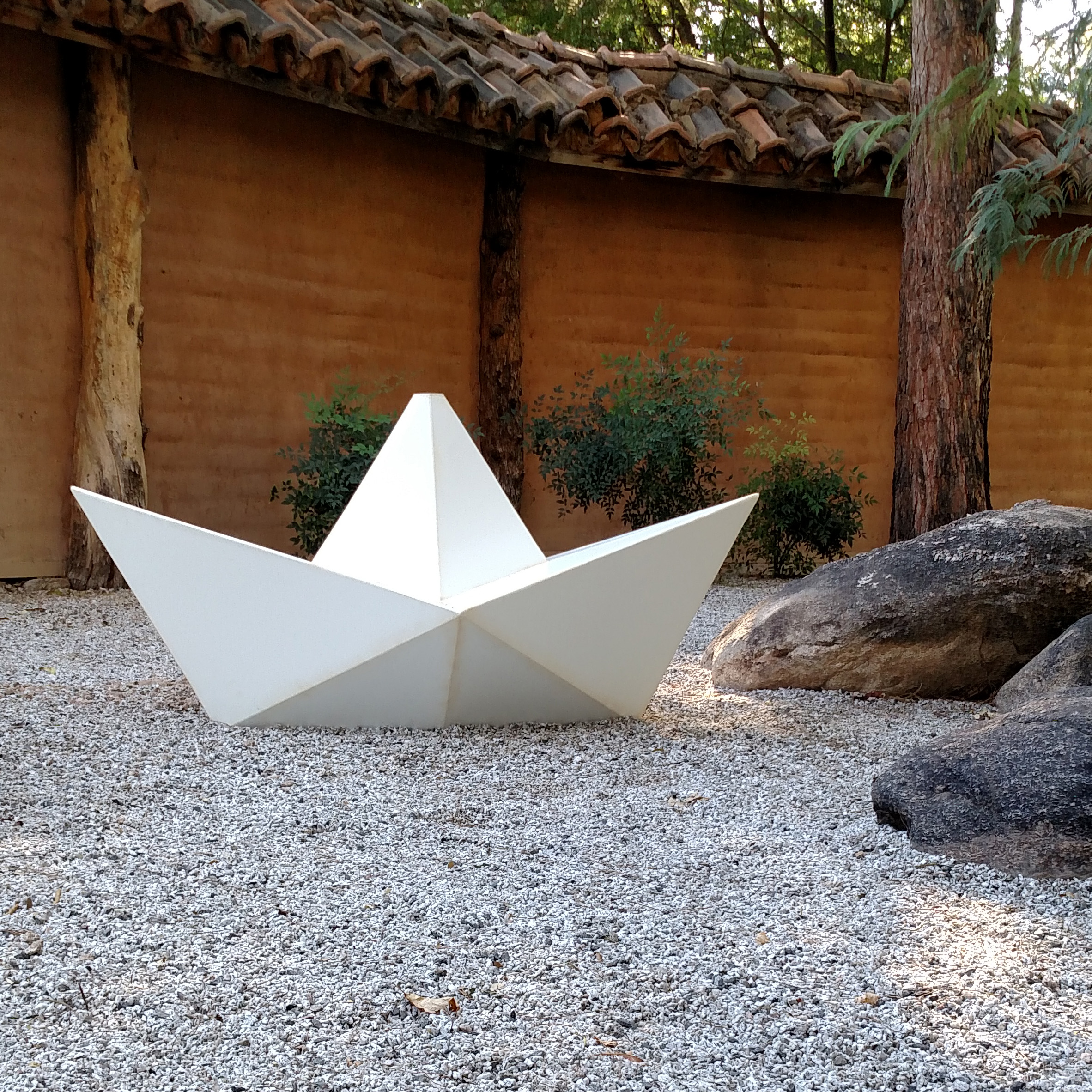 Cafe Botanica Celebrates Origami in the Garden2!