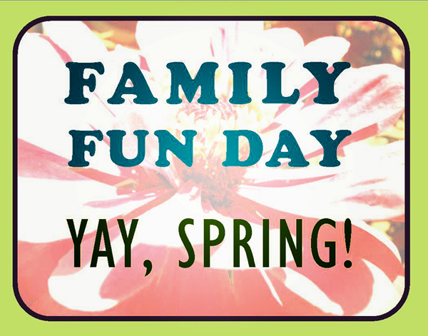 Family Fun Day, Spring3technicolor