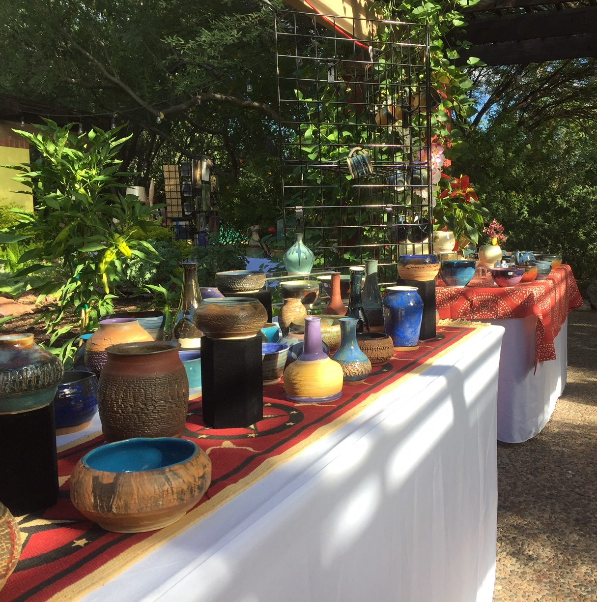 Southern Arizona Clay Artists Show