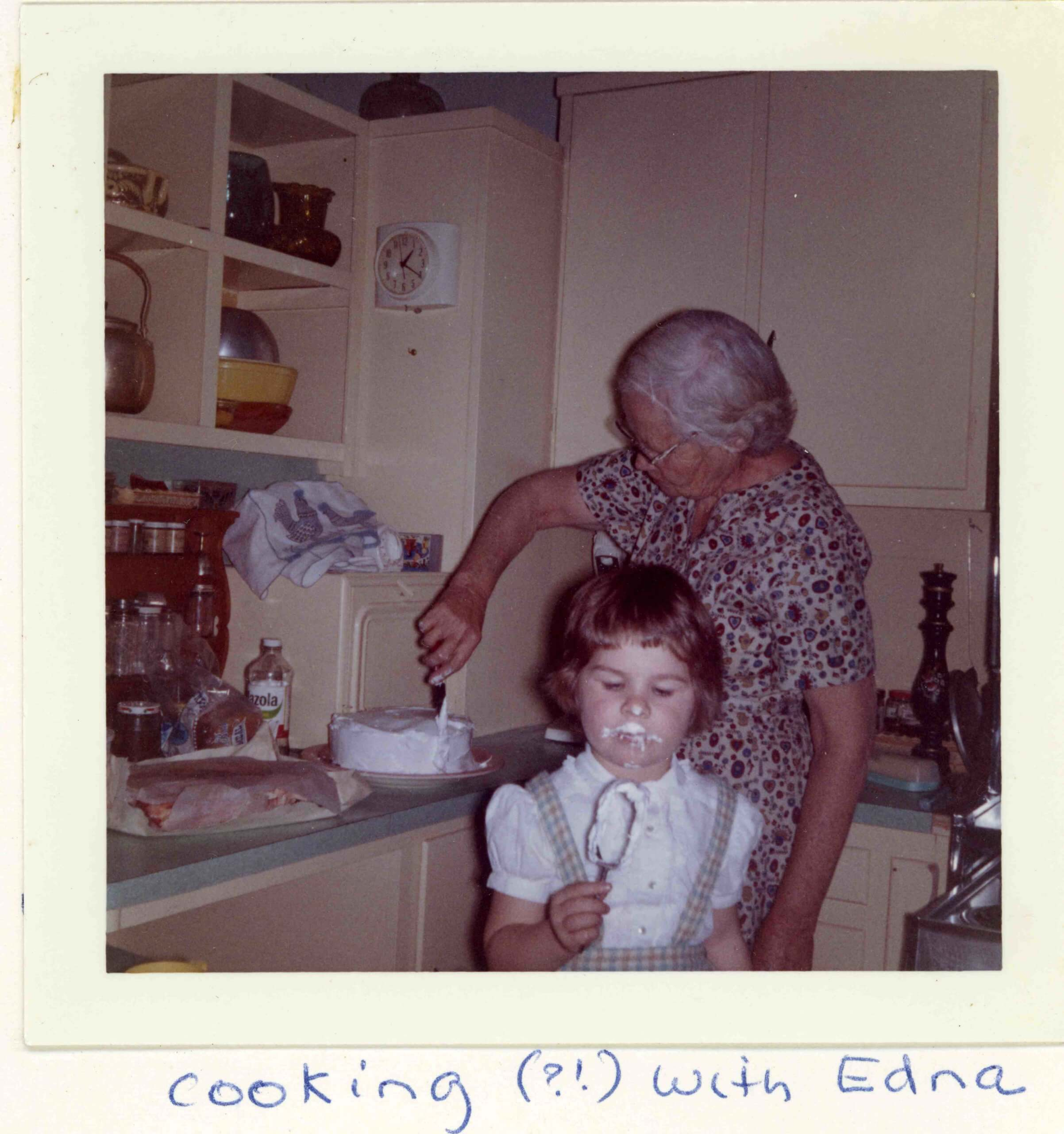Who was Edna?